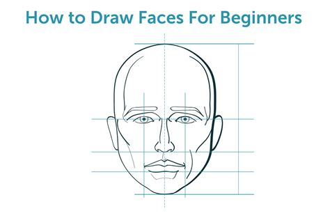 How To Draw For Beginners how to draw faces for beginners with pictures ehow
