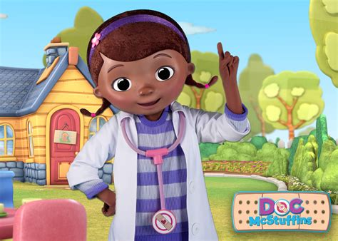 time for a check up with doc mcstuffins at disney s