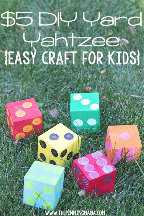 diy games 20 diy backyard games that will spice up your summer