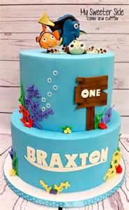 nemo cake template 40 finding dory birthday ideas pretty my