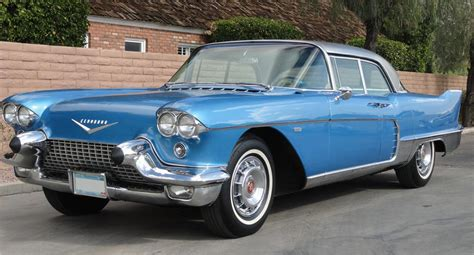 Cadillac Eldorado 1958 1958 Cadillac Eldorado Brougham 4 Door Hardtop 125139