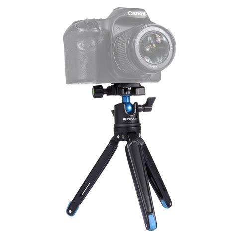 14 Inch 360 Tripod Mount For Dslr puluz pocket mini metal desktop tripod mount with 360 degree for dslr digital