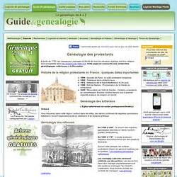 Cabinet De Généalogie by G 233 N 233 Alogie Protestante Pearltrees