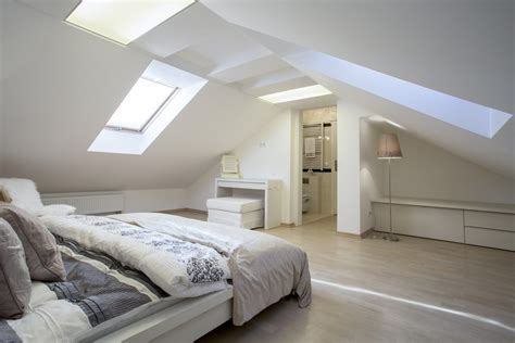 bedroom scene 2 john cullen lighting make more of your attic space with our loft bedrooms guide