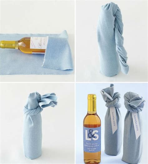how to gift wrap a bottle of wine 861 best images about embalagem de presentes ideas for