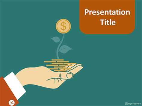 templates powerpoint money free money powerpoint templates themes ppt