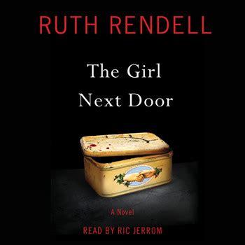 rock a single next door books the next door audiobook by ruth rendell ric jerrom