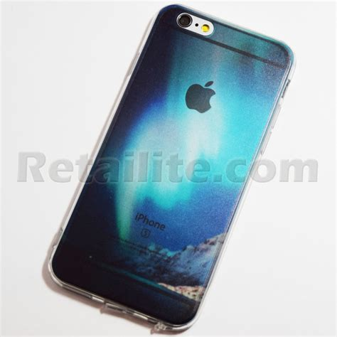 Soft Iphone 7 7s Softcase Cocose Naga borealis northern lights iphone 6 6s soft