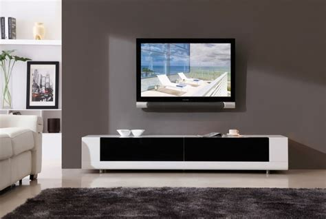 Computer Desk And Tv Stand Modern Tv Stands Black White Theme Computer Desk Tv Stand Combo Living Room Mommyessence