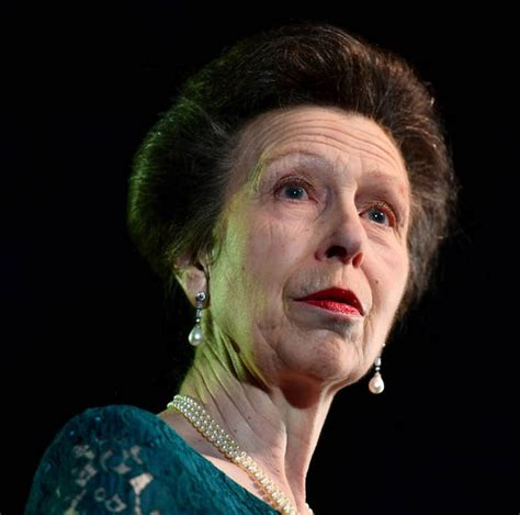 princess anne princess anne speaks out in favour of genetically modified