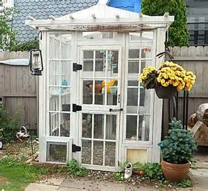 Greenhouse From Salvaged Windows Decor Add On Function 4 Greenhouses Made From Recycled Windows This House