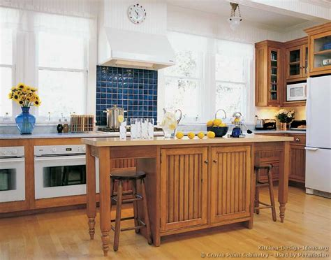 Country Kitchen Island Ideas Country Kitchen Island Models Picture