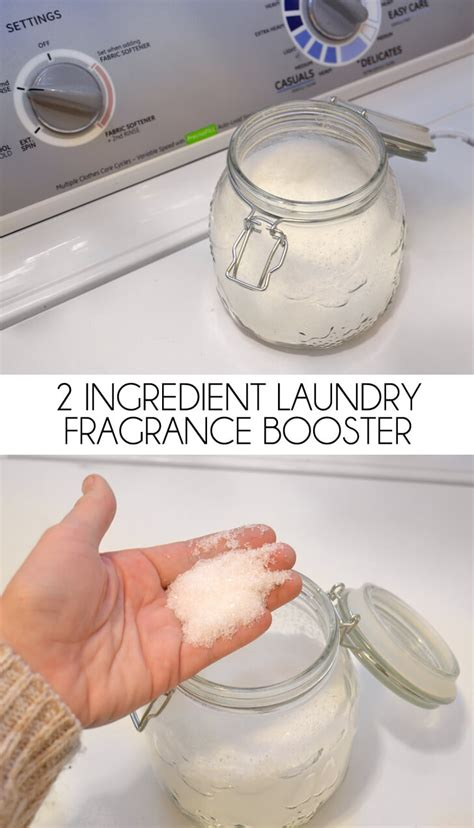 make a laundry how to make laundry scent booster