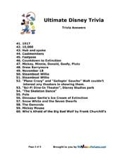 ultimate film quiz questions walt disney world and disneyland disney trivia challenge