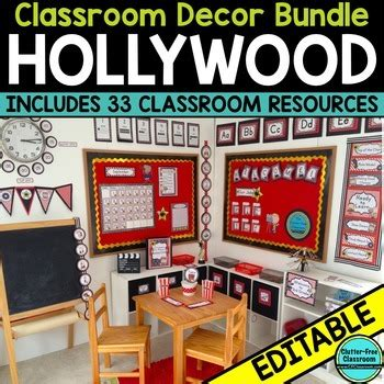 hollywood theme ringtone download free hollywood theme classroom decor editable by clutter free