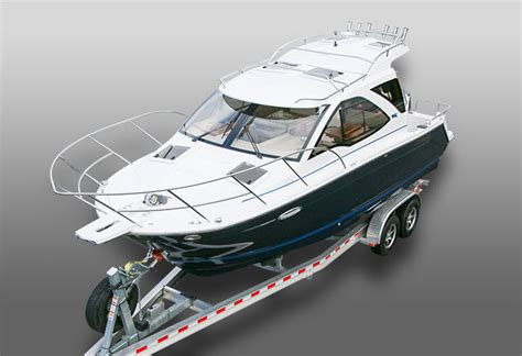 cutwater boats vancouver cutwater solara 24 a pocket cruiser with punch boats
