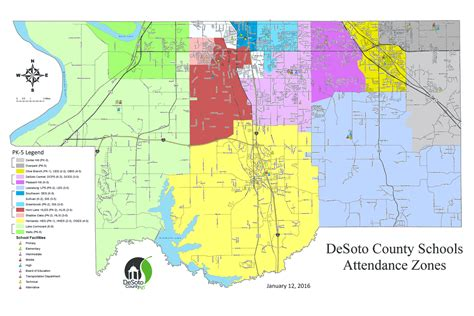 zoning map city of olive schools and attendance zones city of olive branch ms