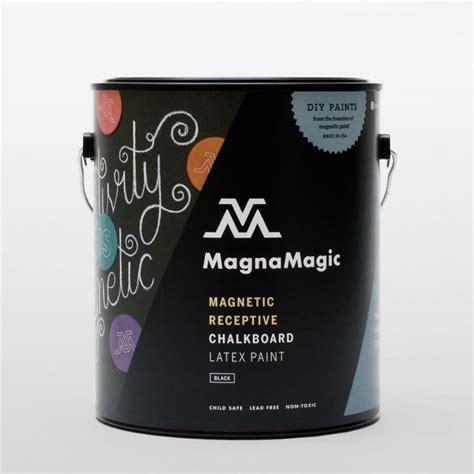 chalkboard paint magnetic 1000 ideas about magnetic chalkboard on