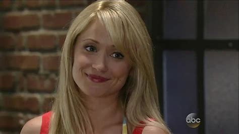 lulu on general hospital does she wear a wig general hospital spoilers emme rylan pregnant expecting