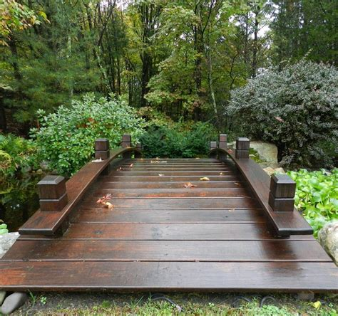 wooden bridge designs 25 stunning garden bridge design ideas bridge design