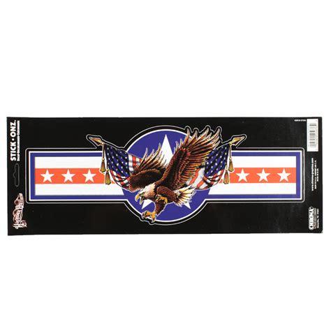 Maxibrief Aufkleber Ausdrucken by American Eagle Tar Banner Aufkleber Decal Custom Planet