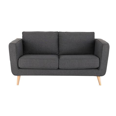 divano grigio antracite divano color antracite in tessuto 2 3 posti nils maisons