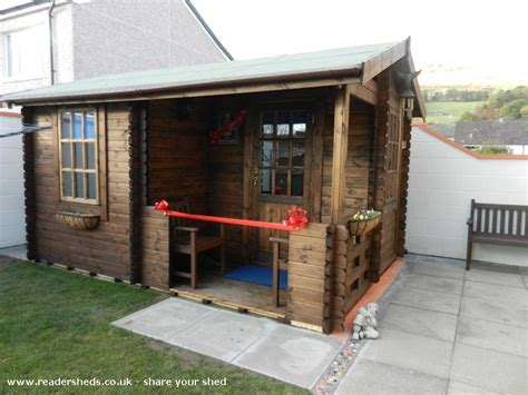 Pool Shed Ideas by Clinky S Bar Cabin Summerhouse From Garden Owned By David