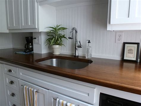 Hickory Wood Countertops by Hickory Flat Grain Countertops Southside Woodshop