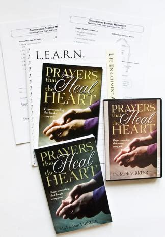 Prayers That Heal The Heart Audio Cd Package Communion