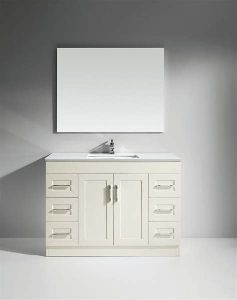 47 inch bathtub 47 inch single sink bath vanity in white uvlfwc520b47