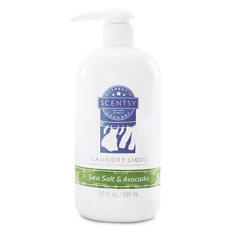 sea salt avocado scentsy laundry liquid buy sell