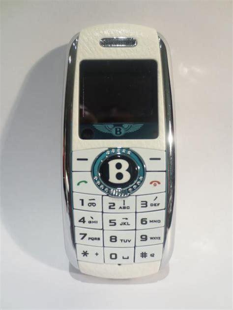 bentley mini phone other cell phones smartphones bentley white key