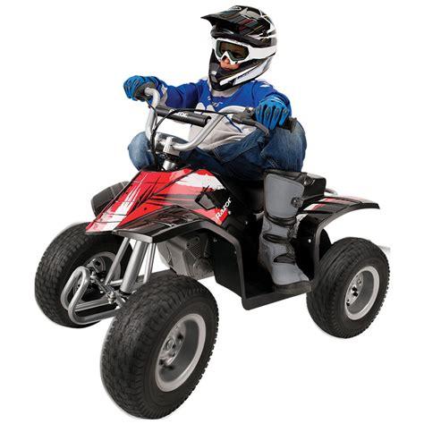 Atv Electric Ride On Motor razor dirt bike 24v childrens electric ride on atv