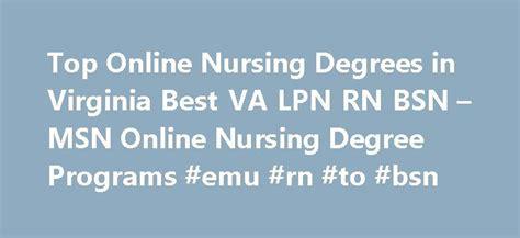 nursing programs in virginia best 20 diploma in nursing ideas on