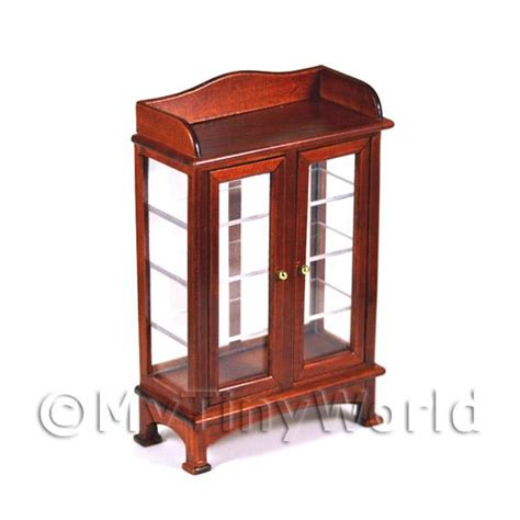 dolls house display cabinet dolls house miniature furniture value dolls house miniature mahogany display