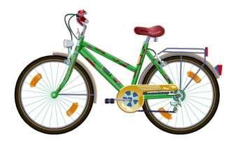 Beschriftung Verkehrssicheres Fahrrad by Radfahrinitiative D 246 Bling