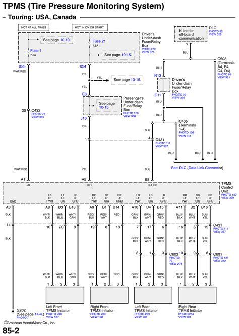 tpms wiring diagram tire pressure monitoring page 2 repair guides tpms tire pressure monitoring system 2008 tpms tire pressure monitoring