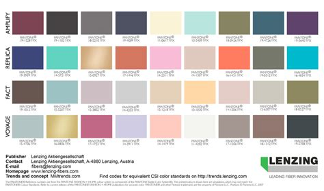 189 best fall winter 2017 2018 trends color and prints lenzing color trends autumn winter 2018 2019 fashion