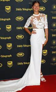 racy lace halternecks and sheer trains erin molan