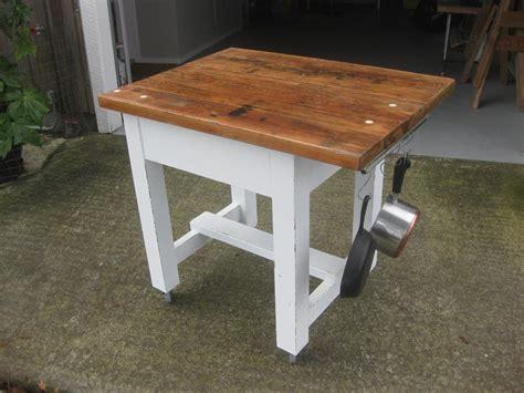 butcher block prep table vintage 1950 kitchen prep table butcher block table