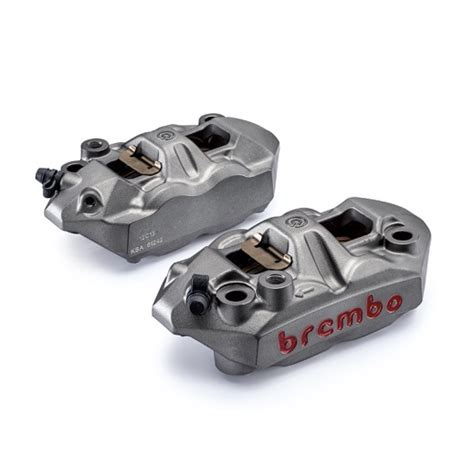 Brembo Brake System Rear Caliper P234 Cnc Billet Titanium calipers brembo official website