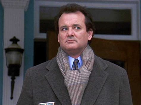 groundhog day with bill murray michael keaton turned groundhog day lost
