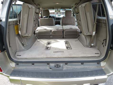 2011 ford edge 3rd row seating 2011 4runner 3rd row seat images