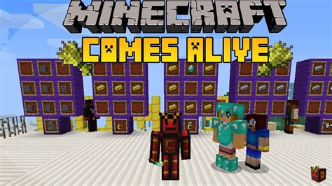 In Comes Alive by Minecraft 1 5 2 Review E Instalaci 243 N De Minecraft Comes