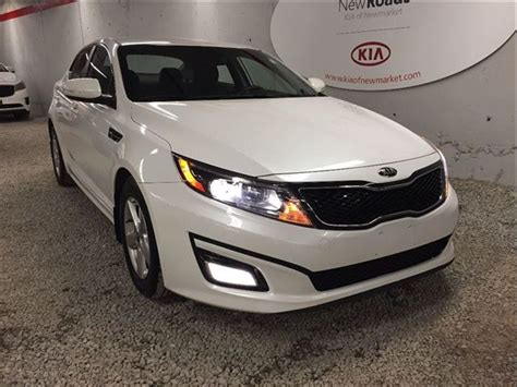 Kia Optima Power 2015 Kia Optima Lx Lx Bluetooth Factory Warranty Power