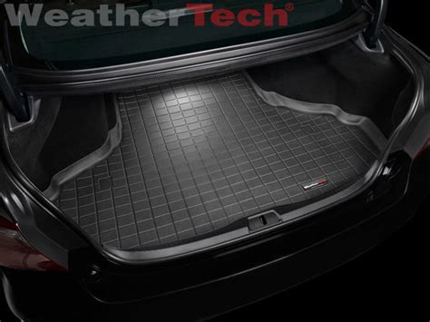 floor ls free shipping weathertech cargo liner for lexus ls 2007 2016 black