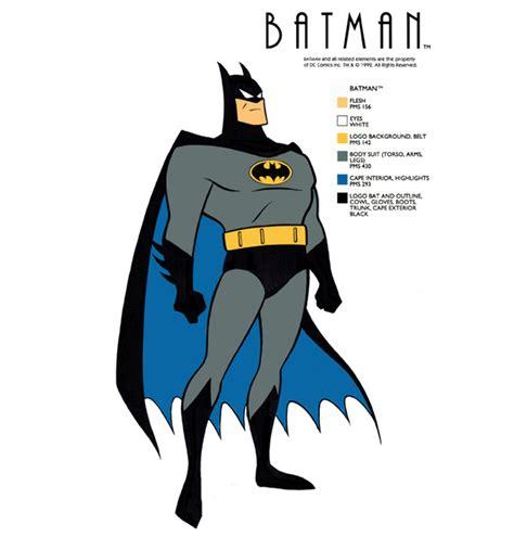batman colors batman the animated mini series 3 into colour