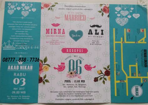 Undangan Pernikahan Costum undangan pernikahan murah surabaya sidoarjo ratu