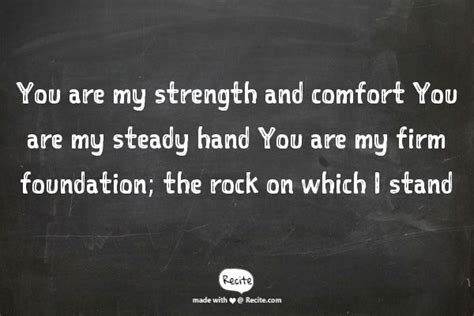 my comfort my shelter best 25 you rock quotes ideas on pinterest you are