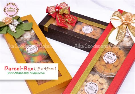 Box Kotak Kue Cookies Permen Vin198 kue kering alikacookiesncakes